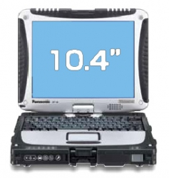 Panasonic Toughbook CF-19 8HACBM9